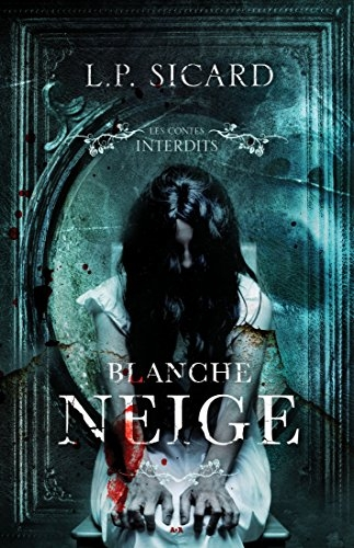 Couverture Blanche Neige