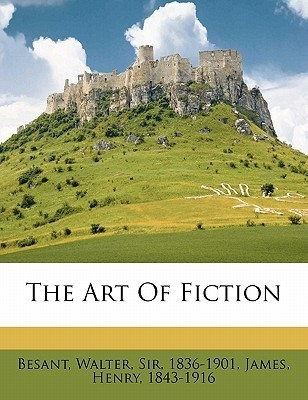 Couverture The art of fiction