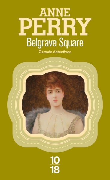 Couverture Belgrave square