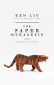 Couverture La ménagerie de papier Editions Head of zeus 2016