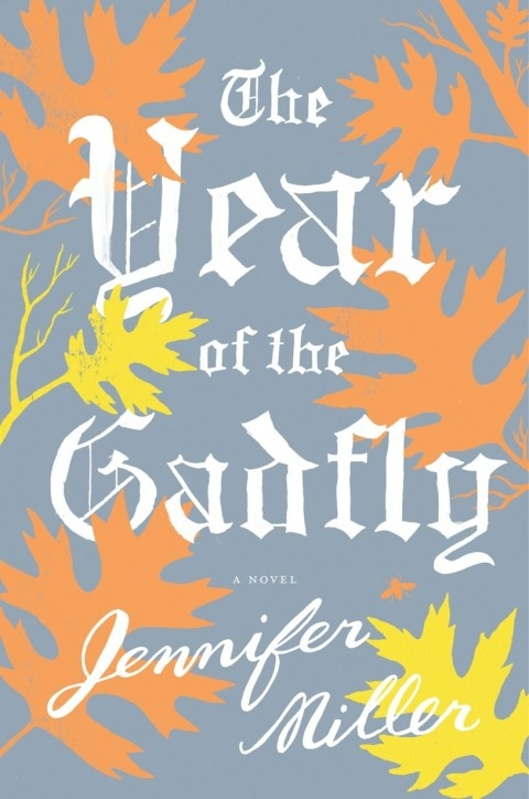 Couverture The Year of the Gadfly