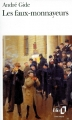 Couverture Les faux-monnayeurs Editions Folio  1995