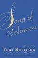 Couverture Le Chant de Salomon Editions Vintage Books 2004