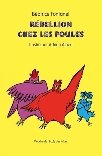 Couverture Rébellion chez les poules
