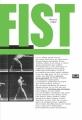 Couverture Fist Editions Zones 2015