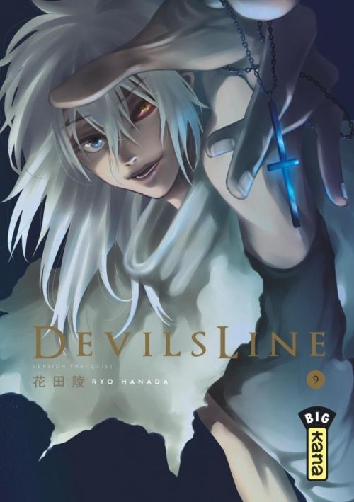 Couverture Devil's line, tome 09