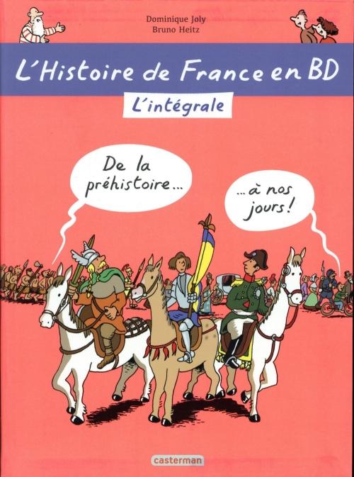 L Histoire De France En Bd Integrale De La Prehistoire A