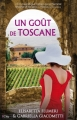 Couverture Un goût de Toscane Editions City 2016