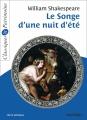 Couverture Le songe d'une nuit d'été Editions Magnard (Classiques & Patrimoine) 2013