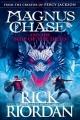 Couverture Magnus Chase et les dieux d'Asgard, tome 3 : Le vaisseau des damnés Editions Puffin Books 2017