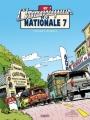Couverture Chroniques de la Nationale 7 Editions Paquet (Calandre) 2017