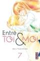 Couverture Entre toi & moi, tome 7 Editions Kana (Shôjo) 2017