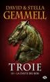 Couverture Troie, tome 3 : La chute des rois Editions Milady 2016