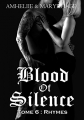 Couverture Blood of silence, tome 6 : Rhymes Editions Autoédité 2017