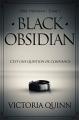 Couverture Obsidian, tome 1 : Black obsidian Editions Autoédité 2017