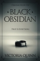 Couverture Obsidian, tome 1 : Black obsidian Editions CreateSpace 2017
