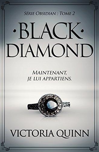 Couverture Obsidian, tome 2 : Black diamond
