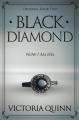 Couverture Obsidian, tome 2 : Black diamond Editions CreateSpace 2017