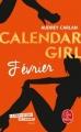 Couverture Calendar girl, tome 02 : Février Editions Le Livre de Poche 2018