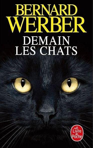Couverture Cycle des chats, tome 1 : Demain les chats