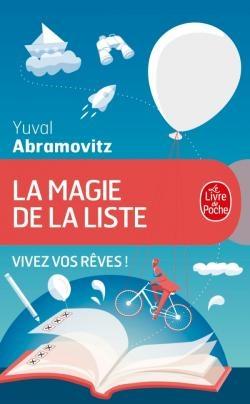 Couverture La magie de la liste : Faites la liste de vos rêves, et agissez ! / La magie de la liste : Vivez vos rêves !