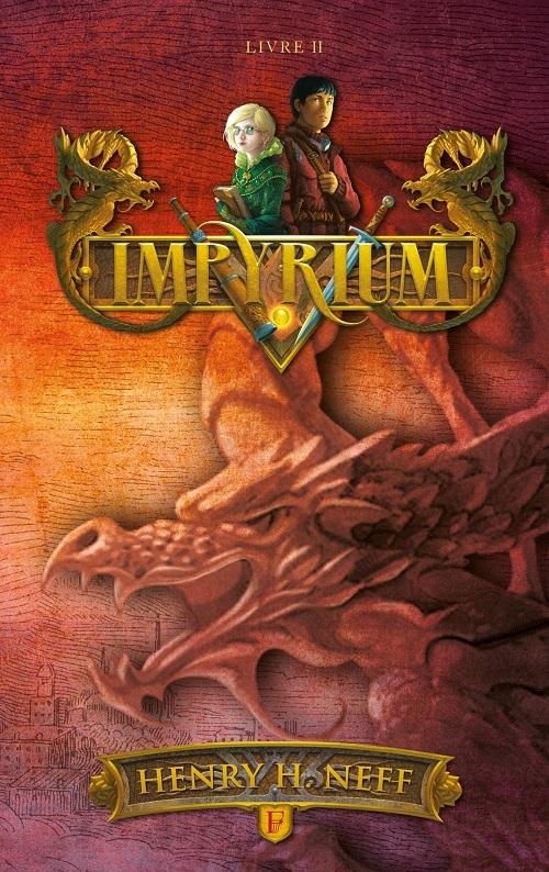 Couverture Impyrium, tome 2