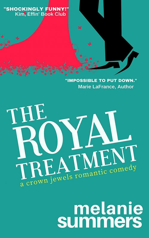 Couverture A Crown Jewels Romantic Comedy, book 1: The Royal Treatment