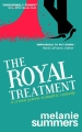 Couverture A Crown Jewels Romantic Comedy, book 1: The Royal Treatment Editions Indigo 2017