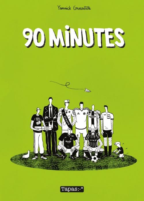 Couverture 90 minutes