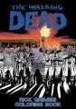 Couverture The Walking Dead: Rick Grimes Adult Coloring Book Editions Image Comics 2016