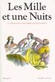 Couverture Les mille et une nuits, tome 1 Editions Robert Laffont (Bouquins) 1980