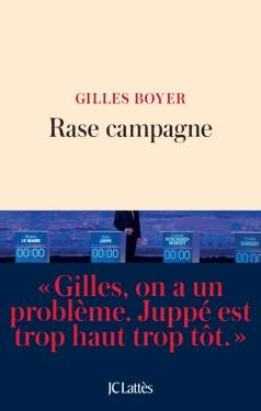 Couverture Rase campagne