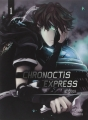 Couverture Chronoctis express, tome 1 Editions Kotoji 2017