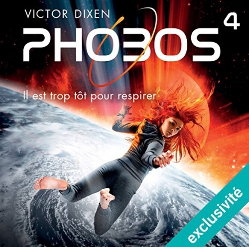 Couverture Phobos, tome 4