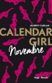 Couverture Calendar girl, tome 11 : Novembre Editions Hugo & cie (New romance) 2017
