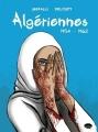 Couverture Algériennes : 1954-1962 Editions Marabout (Marabulles) 2018