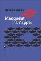 Couverture Manquent à l'appel Editions Liana Lévi 2018