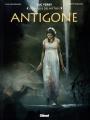 Couverture Antigone Editions Glénat 2017