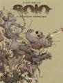 Couverture Solo, tome 3 : Le monde cannibale Editions Delcourt (Contrebande) 2017