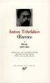Couverture Oeuvres, tome 2 : Récits : 1887-1892 Editions Librairie de la Bibliothèque Nationale 1985