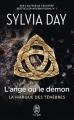 Couverture La marque des ténèbres, tome 1 : L'ange ou le démon Editions J'ai Lu (Pour elle - Crépuscule) 2016