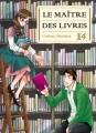 Couverture Le maître des livres, tome 14 Editions Komikku 2017