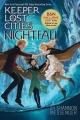 Couverture Gardiens des cités perdues, tome 6 : Nocturna Editions Aladdin 2017