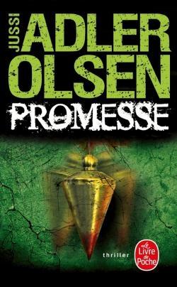 Couverture Département V, tome 06 : Promesse