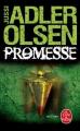 Couverture Département V, tome 06 : Promesse Editions Le Livre de Poche (Thriller) 2018