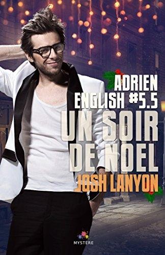 Couverture Adrien English, tome 5.5 : Un soir de Noël
