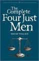 Couverture Les quatre justiciers Editions Wordsworth 2012