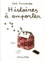 Couverture Histoires à emporter Editions L'Association 2014