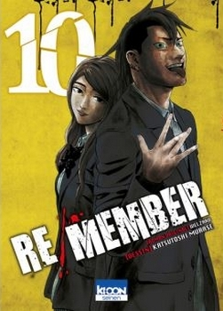 Couverture Re/member, tome 10