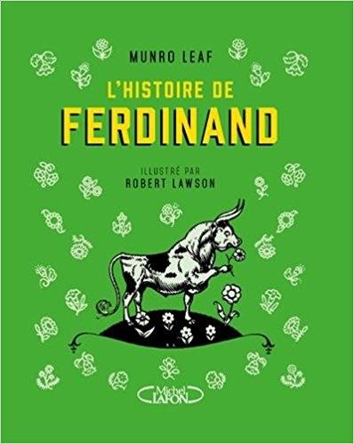 Couverture L'histoire de Ferdinand